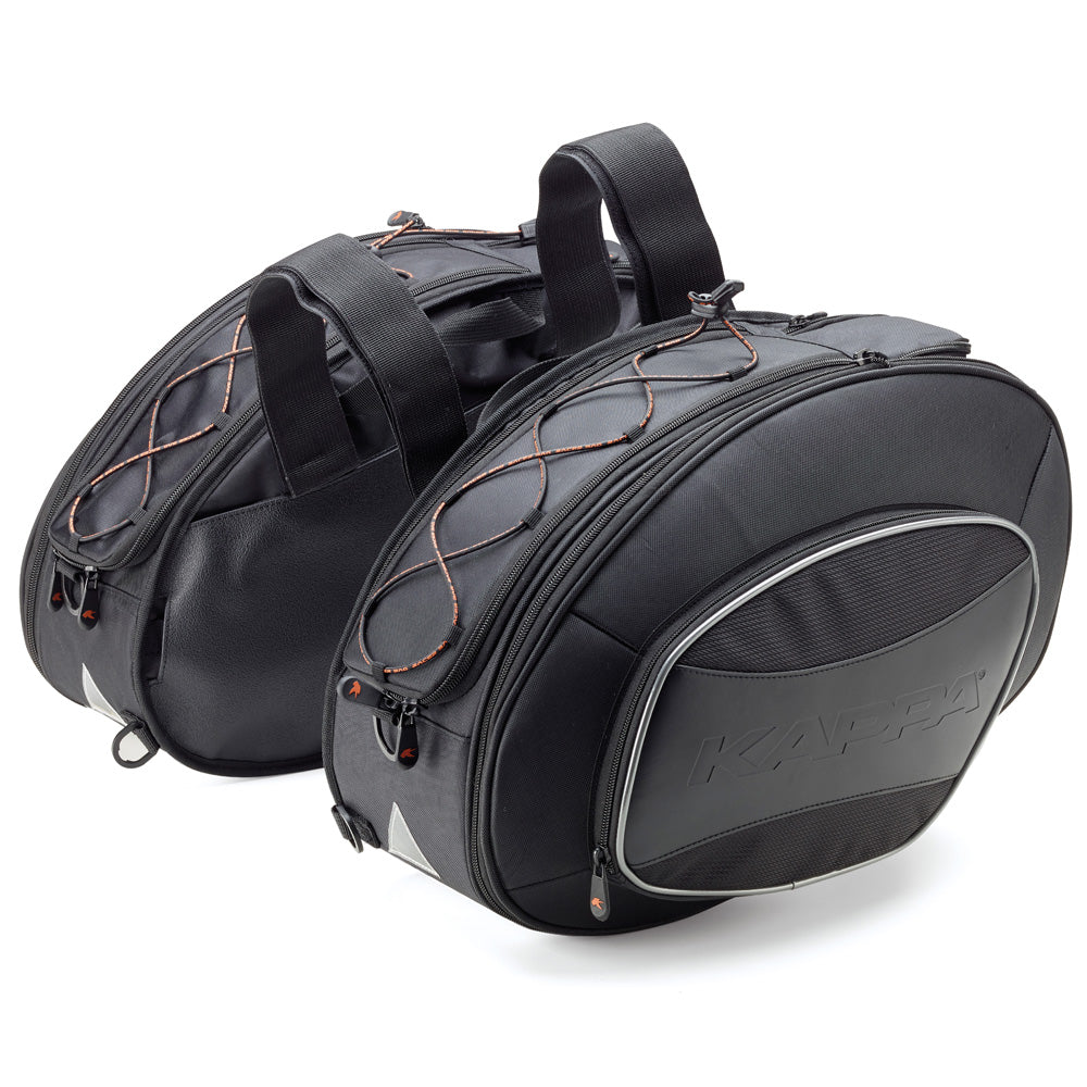 Kappa RA310 Soft Saddle Bags / Panniers