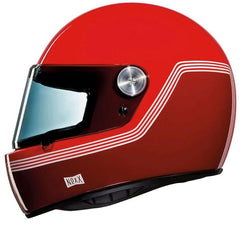 Nexx XG100 R Retro Full Face Helmet - Motordrome Red