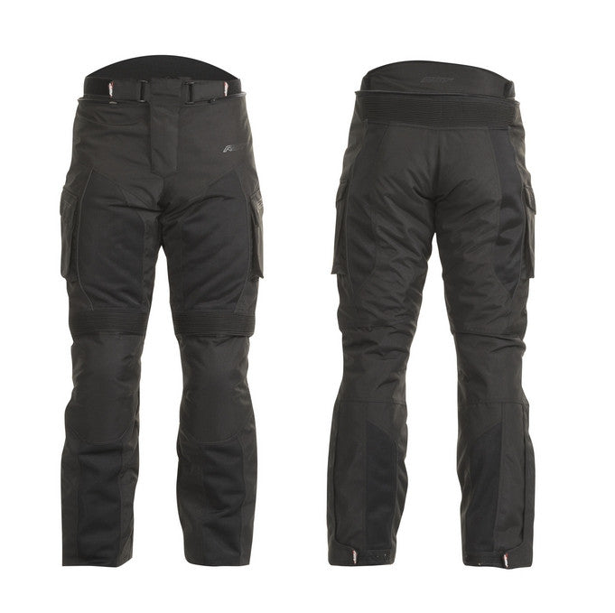 RST VENTEK II 1601 TEXTILE MOTORCYCLE JEANS TROUSERS BLACK - RST -  - MSG BIKE GEAR - 1