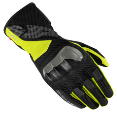 Spidi Rainshield WP Leather / Textile Gloves - Black / Yellow