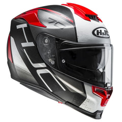 HJC RPHA 70 Vias Full Face Helmet - Red MC1SF