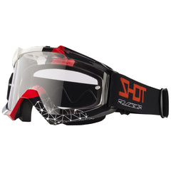 "Shot 2018 ""Assault Beyond"" Goggles - Black / Red"