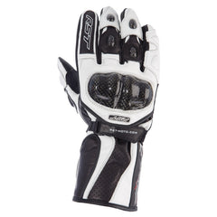 RST DELTA II CE 2541 LEATHER MOTORCYCLE GLOVES WHITE - RST -  - MSG BIKE GEAR