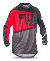 Fly 2017 F-16 MX Motocross MTB Downhill Youth Jersey Red/Black - Fly Racing -  - MSG BIKE GEAR - 1