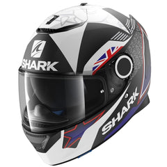 Shark Spartan Helmet - Redding Matt KBW
