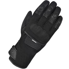 Oxford Toronto 1.0 WP Textile Gloves - Stealth Black