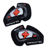 Oxford RK-S Racing Track Road Motorbike Motorcycle Knee Sliders Armour - Pair - Oxford -  - MSG BIKE GEAR - 1