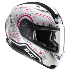 HJC CS-15 Safa Full Face Helmet - Pink MC8
