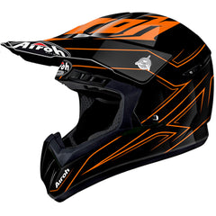 Airoh Switch MX Helmet - Spacer Orange