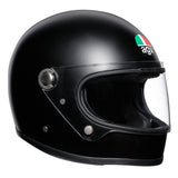 AGV X3000 Retro Full Face Helmet - Matt Black