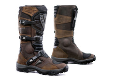 Forma Leather Adventure Boots - Brown
