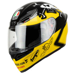 AGV K1 Full Face Helmet - Guy Martin Replica Yellow
