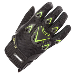 Spada Air Pro CE Gloves - Black/Fluo