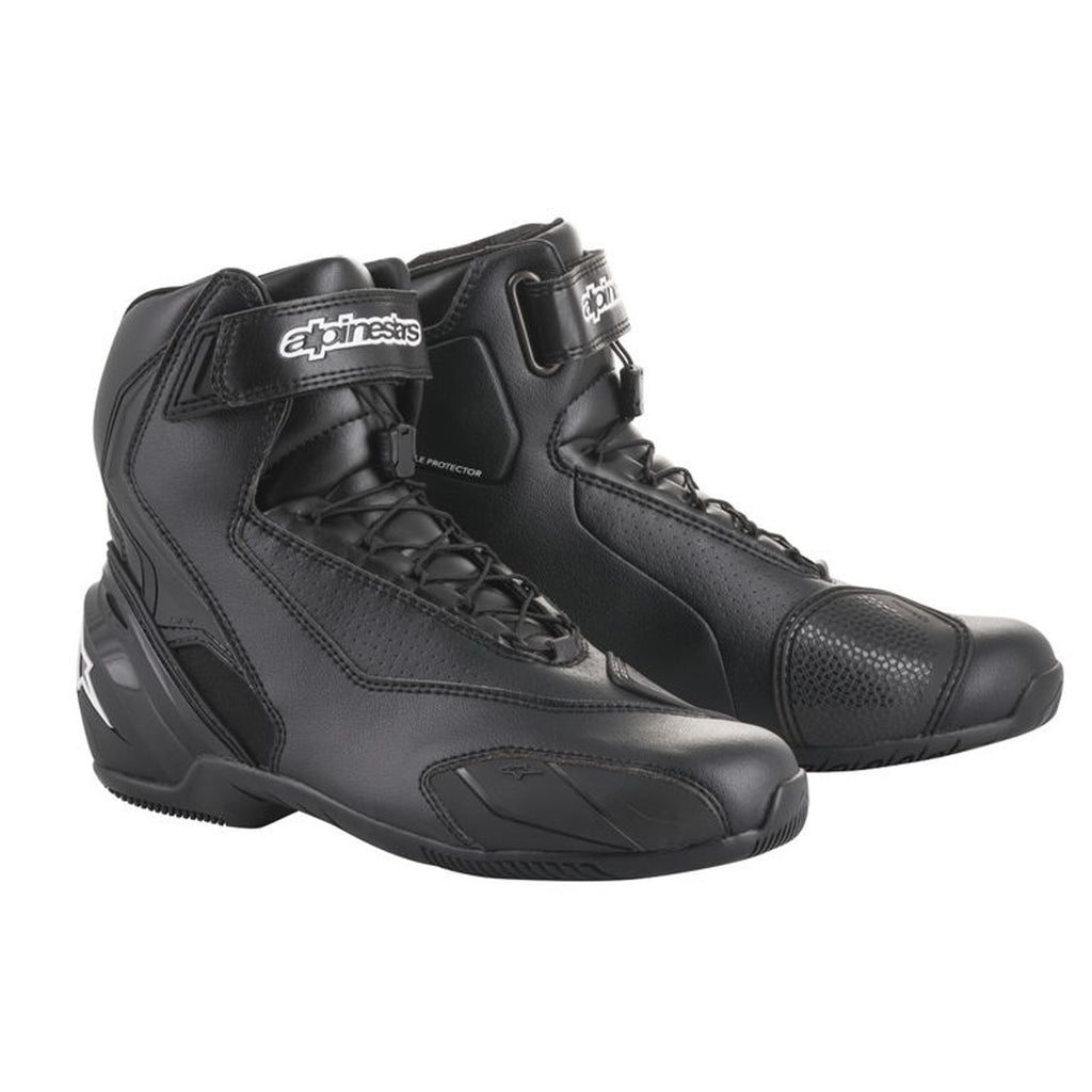 Alpinestars SP-1 V2 Short Urban Boots - Black 38