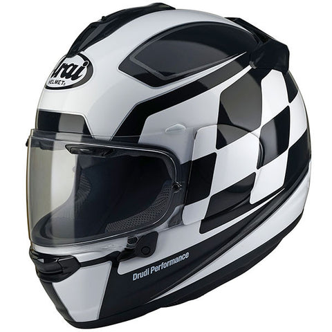 Arai Chaser X Full Face Helmet - Finish White