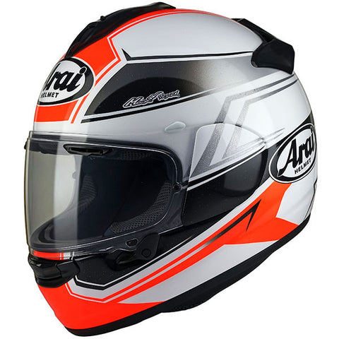 Arai Chaser X Full Face Helmet - Shaped Red