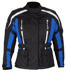 Spada Core Motorcycle Motorbike Waterproof Ladies Jacket - Black/Blue - Spada -  - MSG BIKE GEAR - 4