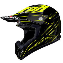 Airoh Switch MX Helmet - Spacer Yellow