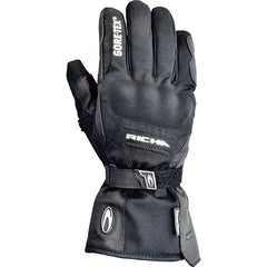 Richa Ice Polar GTX GoreTex Waterproof Motorcycle Gloves Black - Richa -  - MSG BIKE GEAR