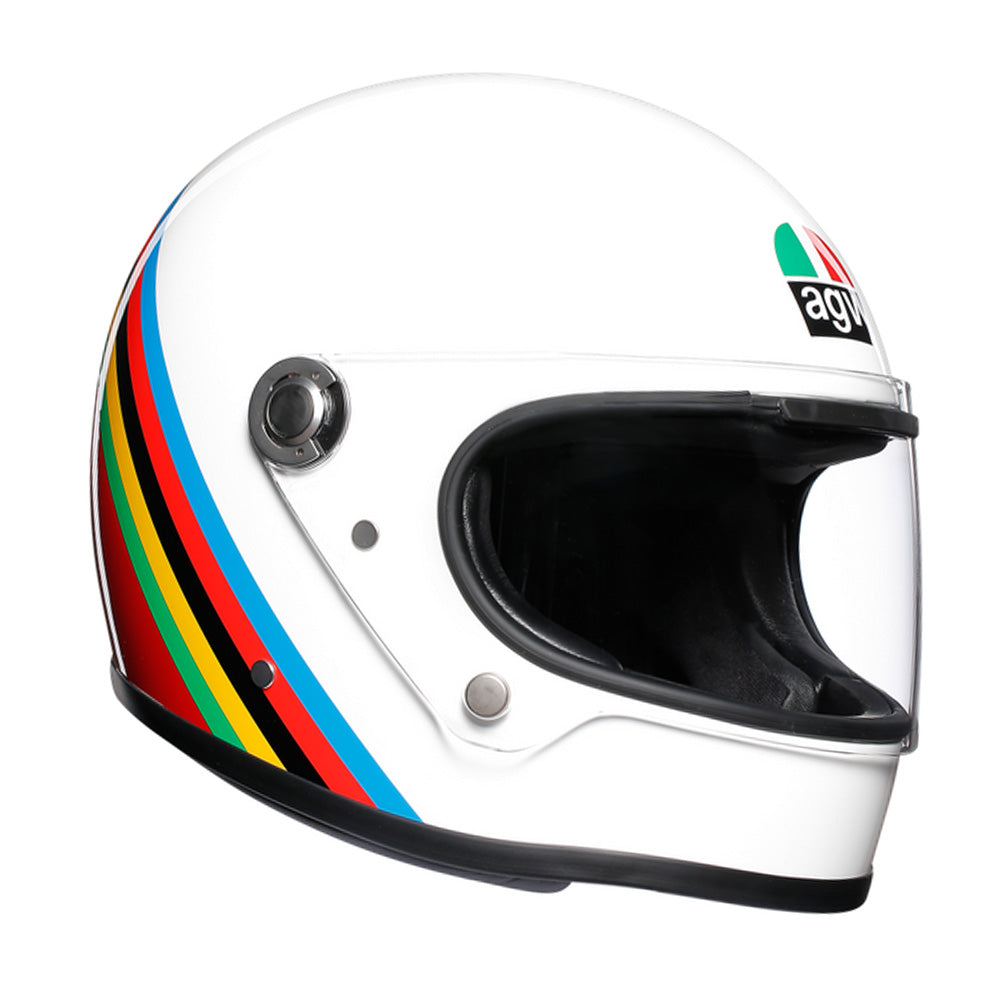 AGV X3000 Retro Full Face Helmet - Gloria