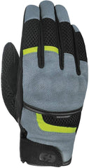 Oxford Brisbane Air Textile Gloves - Charcoal, Black