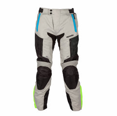 Spada Turini Motorcycle Motorbike Breathable Textile Trousers - Silver - Spada -  - MSG BIKE GEAR - 1
