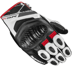 Spidi X4 Coupe CE Gloves - Red