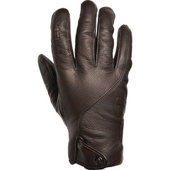 Richa Brooklyn Waterpoof Leather Touring Cruiser Motorcycle Gloves brown - Richa -  - MSG BIKE GEAR