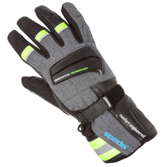 Spada Latour WP Winter Gloves - Black / Fluo
