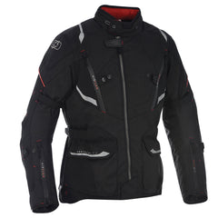 Oxford Montreal 3.0 Waterproof Textile Jacket - Tech Black