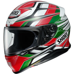 Shoei NXR Helmet - Rumpus TC4