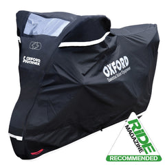 Oxford 2016 Stormex Ultimate Weather Motorbike Motorcycle Rain Cover RiDE Recommended - Oxford -  - MSG BIKE GEAR