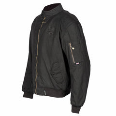 Spada Happy Jack Harrington Motorcycle Motorbike Waterproof Jacket - Black - Spada -  - MSG BIKE GEAR - 1