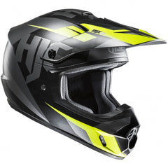 HJC CS-MX II Dakota MX Helmet - Black/Fluo MC5SF