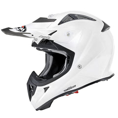 Airoh Aviator J Youth MX Helmet - White