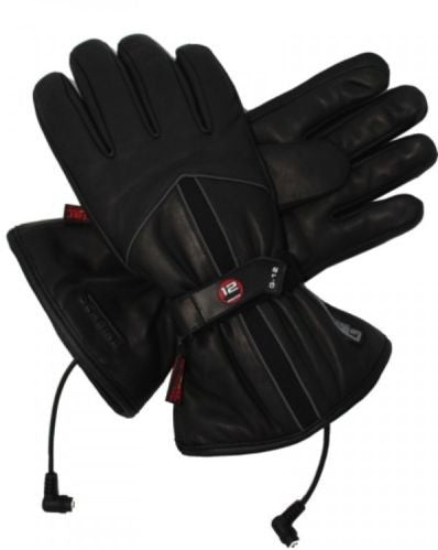 Gerbing G12 Waterproof Heated Leather Motorcycle Gloves - Gerbing -  - MSG BIKE GEAR - 1