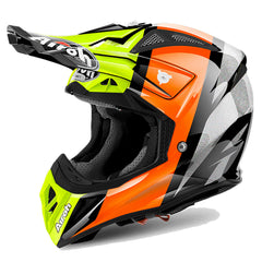 Airoh Aviator 2.2 MX Helmet - Revolve Yellow
