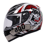 AGV K3 Full Face Helmet - Rider to the Bone