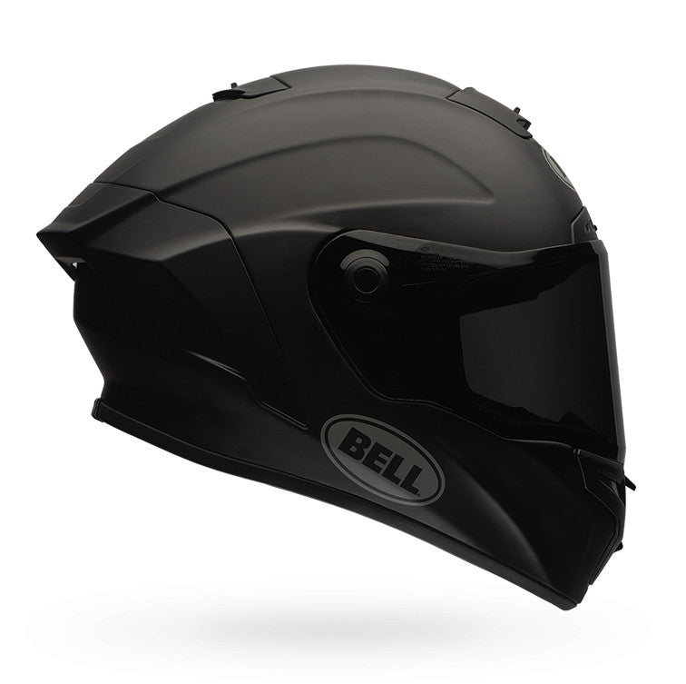Bell Street 2016 Star Adult Full Face Helmet (Solid Matte Black) - Bell -  - MSG BIKE GEAR - 1