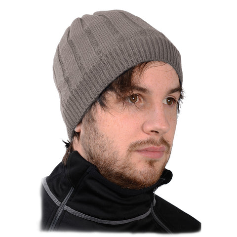 Oxford Motorcycle Aqua Thermal Warm Wind Resistant Waterproof Beanie - Charcoal - Oxford -  - MSG BIKE GEAR