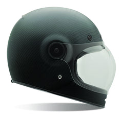 Bell Street Bullitt Carbon Full Face Motorcycle Helmet (Carbon Matte) - Bell -  - MSG BIKE GEAR