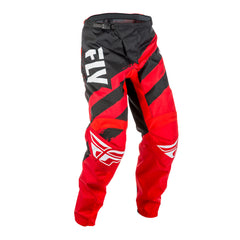 Fly Racing 2018 F-16 Motocross Pants - Red/Black