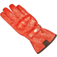 Spada Hartbury Leather Ladies Gloves - Rouge
