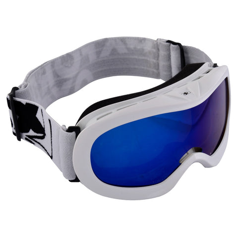 Oxford Fury Junior Youth Motocross MX Enduro ATV Goggles Gloss White-Clear Lens - Oxford -  - MSG BIKE GEAR