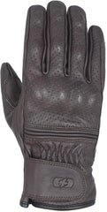 Oxford Holbeach Leather Gloves - Brown