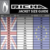 Richa Phantom Waterproof Textile Jacket - Black