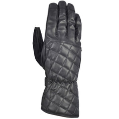 Oxford Somerville Ladies Leather Gloves - Black