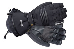 Racer Victory Gore-Tex Waterproof Men's Motorcucle Touring Gloves - Black - Racer -  - MSG BIKE GEAR - 1