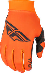 Fly Racing 2019 Adult Pro Lite MX Off Road Gloves - Orange/Black