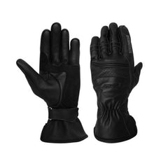 RST 2135 Interstate Vintage Cruiser Gloves - Black
